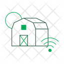 Smart factory Icon