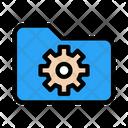 Folder Archive Storage Icon