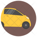 Smart Fortwo Hatchback City Car Icon