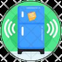 Smart Fridge Smart Refrigerator Smart Device Icon