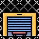Smart garage Icon