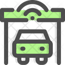 Garage Smart Automation Icon