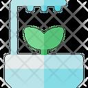 Smart Garden Plant Icon