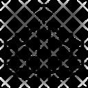 Gate Iot Smart Icon