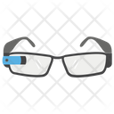 Smart Glasses Virtual Reality Vr Goggles Icon