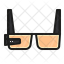 Smart Glasses Glasses Technology Icon