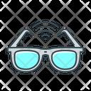 Smart Glasses Glasses Technology Icon