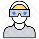 Goggles 3 D Glasses Icon