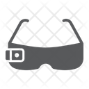 Smart Glasses Technology Icon