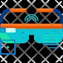 Smart goggles Icon