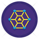 Smart Grid Technology Icon