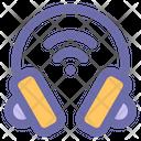Smart Headphone Headphone Music Icon
