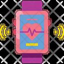 Smart Healthcare Technology Healthcare Application Icon