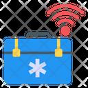Smart Healthcare Icon