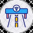 Smart Highway Highway Smart Icon