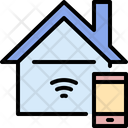 Smart Home Automation Icon