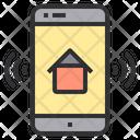 Smart Home Smart House Smart Technology Icon