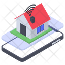 Home Automation Smart Home Home Technology Icon