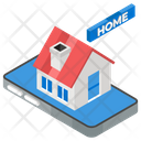 Smart Home Smart House Housing App Icon