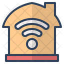 Wifi Signal Real Estate Icon