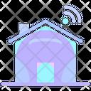 Smart Home Smart House House Icon