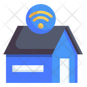 Smart Home Internet Of Things Electronics Icon