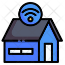 Smart Home House Home Icon