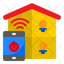 Smart Home Home House Icon
