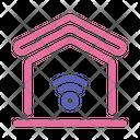 Smart Home Smart Huse Control Icon