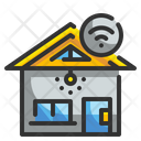 Smart Home Smart House Home Icon