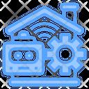 Smart Home Smart House Equipment Icon