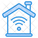 Smart Home Smart House Network Icon