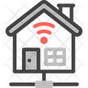 Internet Of Things Iot Technology Icon