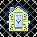 Smart Home Icon