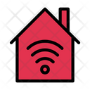 Smart Home Smart House Internet Of Things Icon