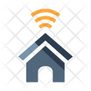 Smart Home House Icon