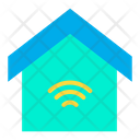 Home Automation Internet Of Things Icon