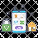 Smart Home App Icon