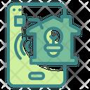 Smart Home Idea Smartphone Mobile Icon