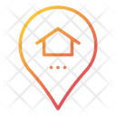 Smart Home Location Icon