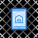 Smart Home Mobile Icon