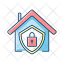 Smart Home Security Smart Home Alarm Icon