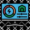 Smart Home Website Icon