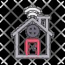 House Signal Wireless Icon
