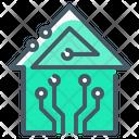 House Smart Smart House Icon