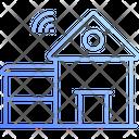 Smart House Icon
