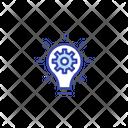 Smart Idea Creative Idea Innovation Icon