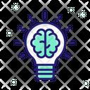 Smart Idea Creative Idea Icon