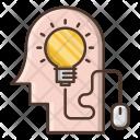 Smart Idea Knowledge Icon