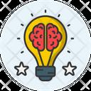 Smart Ideas Innovation Creative Icon